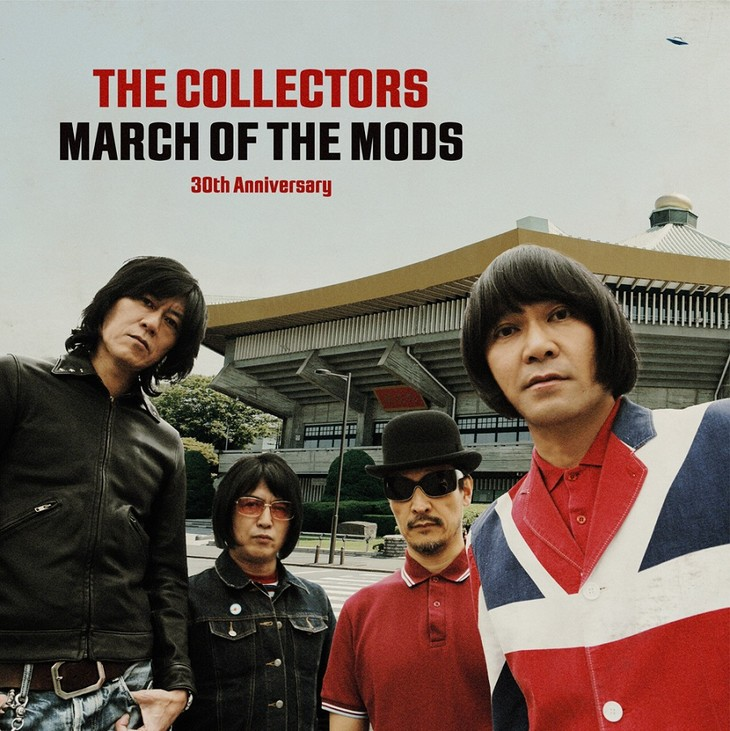THE COLLECTORS、初の日本武道館ワンマン