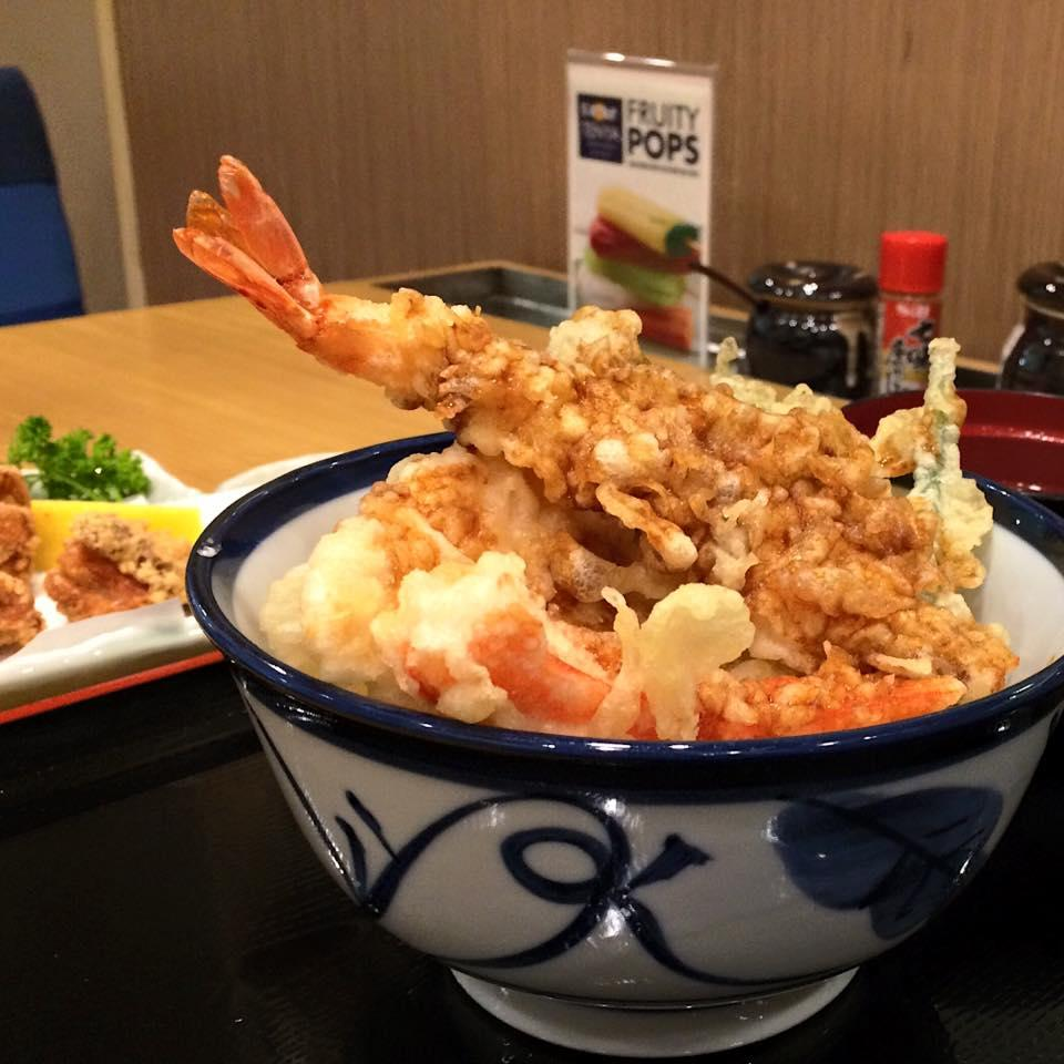 Top 3 Japanese Fast Food Chain Restaurants