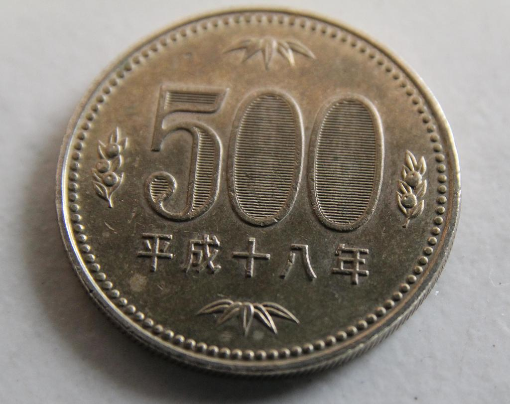 What can you do with 500 Yen or around $5 (USD) in Japan?
