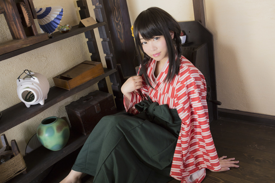 Japanese kimono style room wear is popular at Japanese crowd funding website