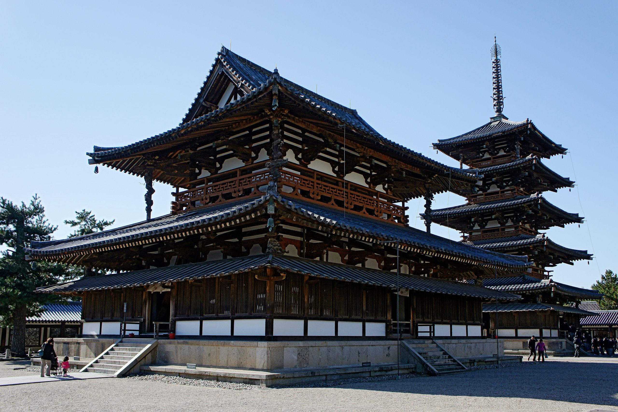 Complete list of World Heritage Sites in Japan