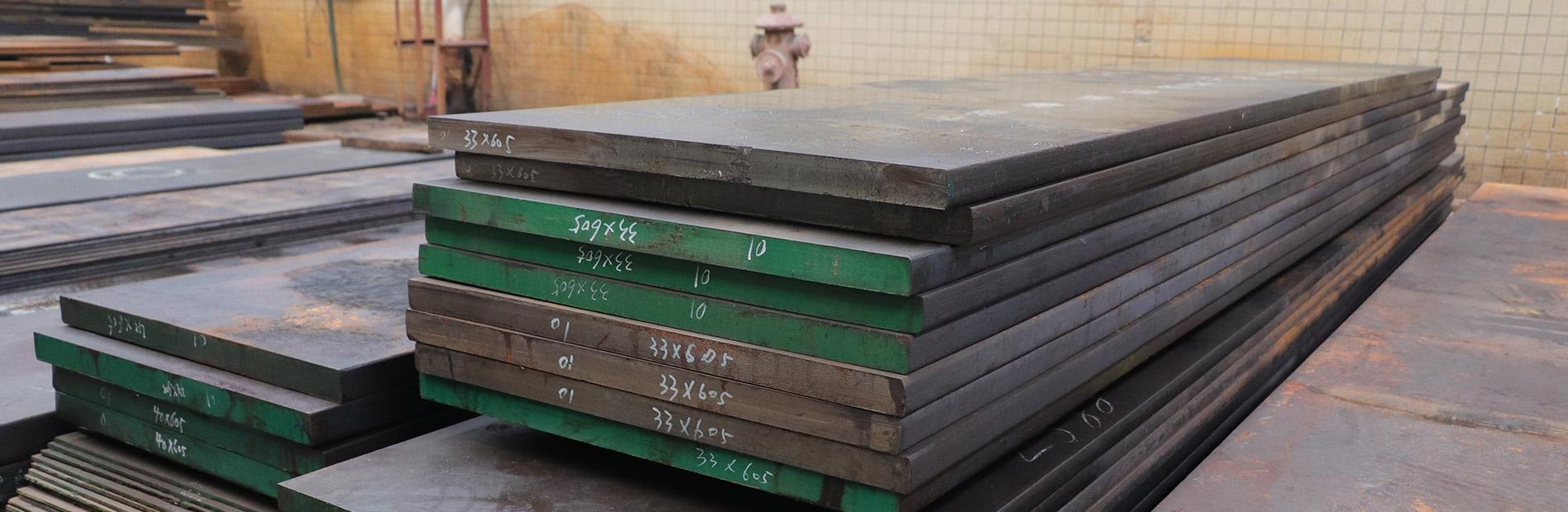Cold work mold steel