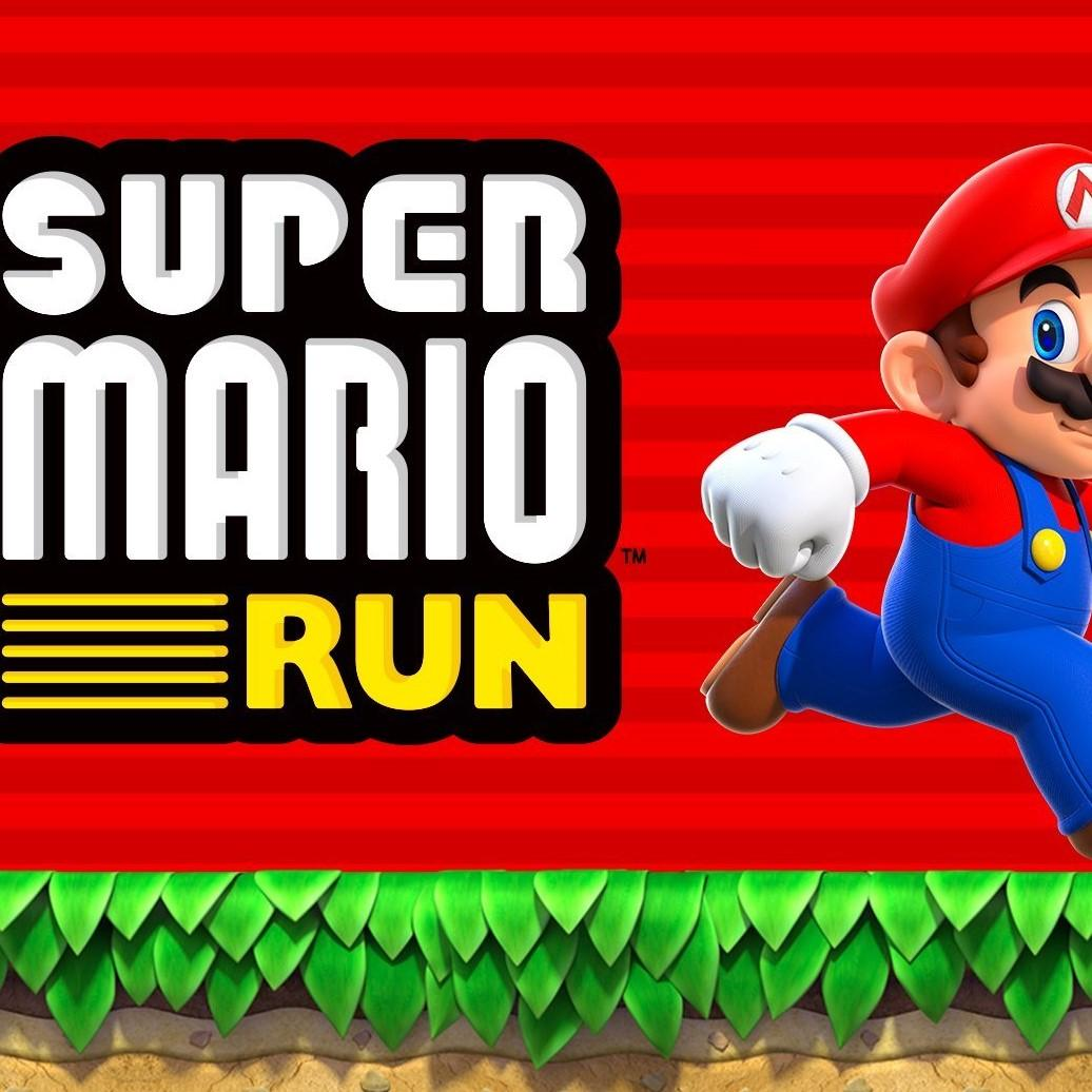 Super Mario Run hits 50 million downloads