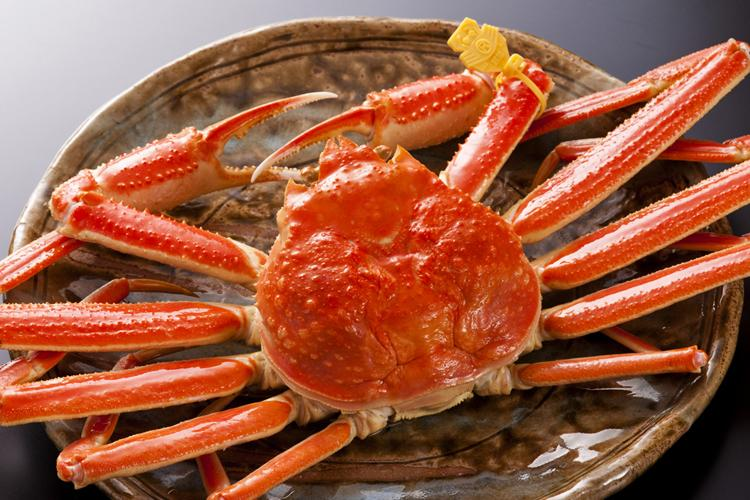 Reason why crab in Hokkaido is delicious!