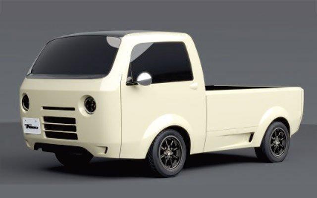 Honda new design, lightweight truck for girls