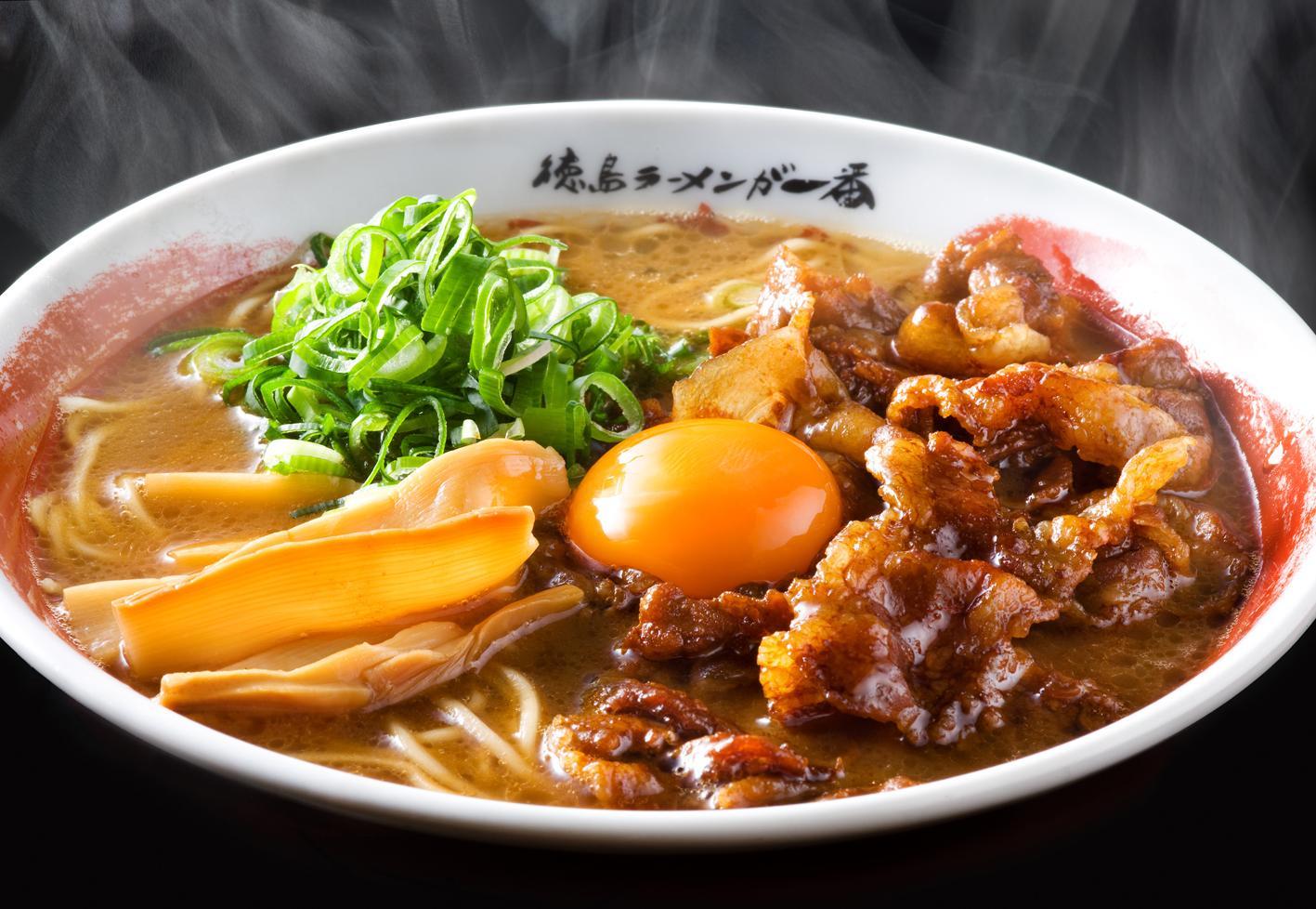 Best 4 local or prefectural ramen in Japan