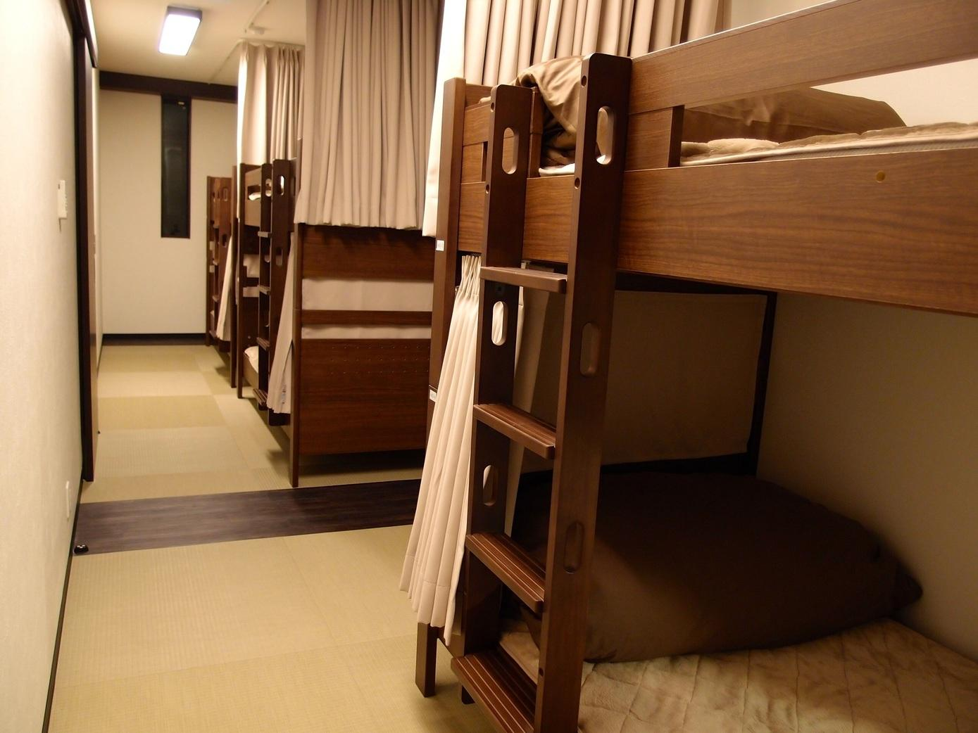 5 decent cheap hotels or guest houses in Tokyo