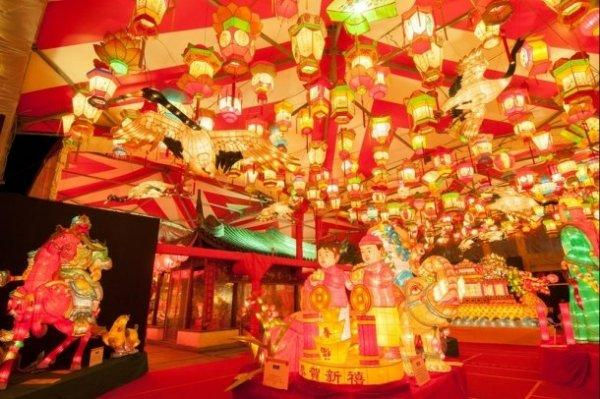 Nagasaki Lantern Festival 2017